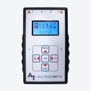 ALL-TEST PRO 33 EV™ Motor Testing Instrument front